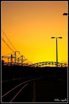 #gdansk #bridge #railway