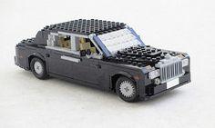 Rolls Royce Phantom   by Mad physicist