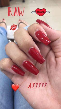 Double raw nail