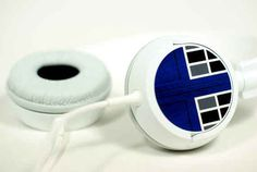 "TARDIS Headphones | 21 Pieces Of ""Doctor Who"" Swag You Didn't Know You Needed"