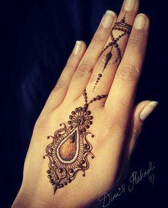 Mehndi Henna Tattoo #MehendiMandalaArt                                                                                                                                                      More