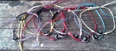 handmade colourful bracelets/K.ompo.S- Handmade Jewel