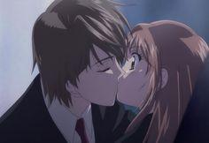 Itazura na Kiss (na igen, már jó régen láttam de nagyon tetszett, tehát ezt is muszáj megosztani)
