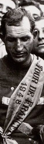 "GINO BARTALI - Winning the "" 1948 Tour de France "" Against All Odds."