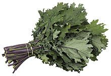 ABC's of Healthy Foods: Vegetable: K = Kale: acts like sunglass filters preventing damage to the eyes.