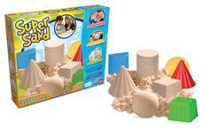 """Super Sand Classic - binnen spelen met """"zand"""""""