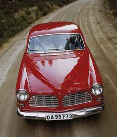 Volvo Amazon, toch wel een van de mooiste auto's ooit