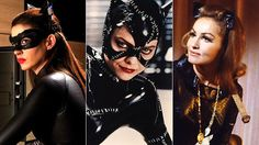 Brand-new images of Anne Hathaway as a curvy Catwoman from the upcoming The Dark Knight Rises raise the ultimate question: Which Catwoman is the cat's meow?