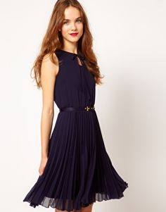 A Wear Cut Out Detail Dress  $96.75