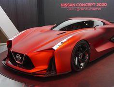 Nissan Concept 2020