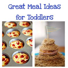 Toddler-Friendly Meal Ideas