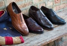 Men's dress shoes  Made in the USA