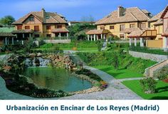 El Encinar de los Reyes: Madrid I lived here before it was revamped into an upscale gated neighborhood. 1977-1981