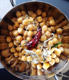Channa Sundal | Chickpea Sundal | Vegetarian | Life Time of Cooking
