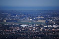 View of Irvine from Loma Ridge, Irvine Ranch Conservancy.