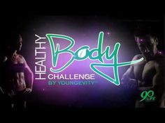 NEW Youngevity 90 For Life Healthy Body Challenge Presentation http://TheZoeWellnessGroup.com