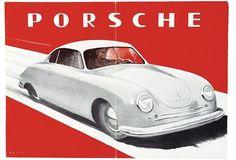 1958 Porsche brochure