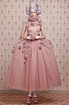 mikapoka: Marie Antoinette like a geisha #rococco return