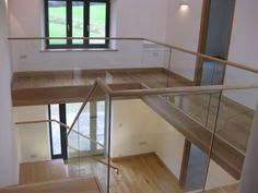 Stairkraft - The home of bespoke staircases, characterised by innovative design solutions and sleek flawless finishes. Bespoke Staircases, Glass Balustrade, Modern Staircase, Innovation Design, Bunk Beds, Stairs, Furniture, Gallery, Rabbit
