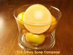 Mandarin Breeze is a delightfully fragrant soap by TheSassySoapCo, $5.25