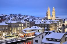 Christmas in Zurich | by Juan Rubiano
