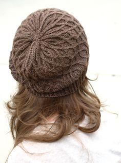 Gloucester Hat pattern by Irina Anikeeva