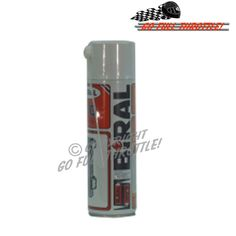 BiRAL Penetrating Oil (PO) Maintenance Spray is a combined rust remover and lubricant. PO has exceptional penetrating qualities, rapidly freeing rusted or seized parts and its thin film prevents future rust and corrosion.