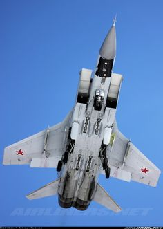 MiG-31's gear. Same idea as with the TSR-2, though this time it just worked.