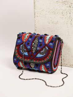 Kaleidoscope Beaded Crossbody from Free People!