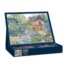 Lupines 500-Piece Puzzle from Lang.com, 5037121