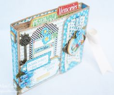 How to Create a Pocket Mini With Accordion Binding - Snapguide