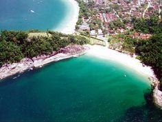 Praias Lázaro - Ubatuba
