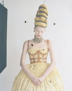 wonderful world of Tim Walker for Vogue