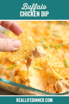 A creamy and spice dip that's a perfect appetizer for any party. Always a crowd-pleaser.