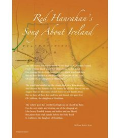 """Red Hanrahan's Song About Ireland was written in 1894 but Yeats didn't included it in a collection of poetry until """"In The Seven Woods"""" was published in The antiquarian map detail show's the foothills of Knocknerea and Culleenamore. Yeats Quotes, William Butler Yeats, Irish Jewelry, Social Media Pages, Ireland, Poems, Old Things, Wisdom, Writing"""