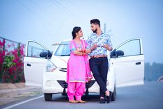 Indian Wedding Couple, Wedding Couple Photos, Wedding Couples, Cute Couples, Sweet Couples, Photoshop Photography, Couple Photography, Wedding Photography, Punjabi Couple