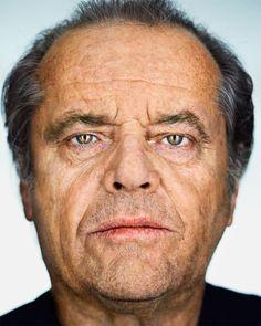 Nicholson by Martin Schoeller