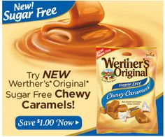 Tri Cities On A Dime: GRAB THIS COUPON FOR $1.00 OFF NEW WERTHER'S SUGAR...