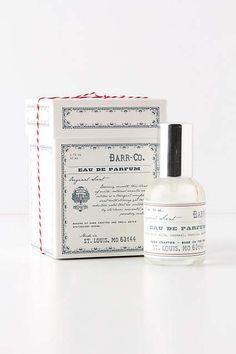 Barr-Co. Eau De Parfum - anthropologie.com