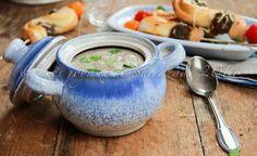 حساء الفطر