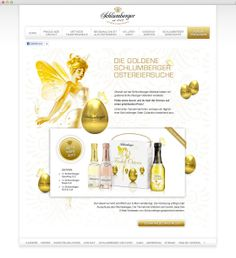 Schlumberger Sekt - Ostern 2013   |   Auftraggeber: Schlumberger AG, C21 new media design   |   Website Teaser