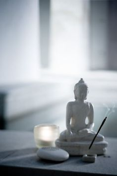 """""""The true purpose [of Zen] is to see things as they are, to observe things as they are, and to let everything go as it goes... Zen practice is to open up our small mind.""""     ~  Shunryu Suzuki   ♥ lis"""