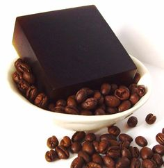 Turkish Coffee Soap by AutumnRoseBathBeauty on Etsy, $5.00