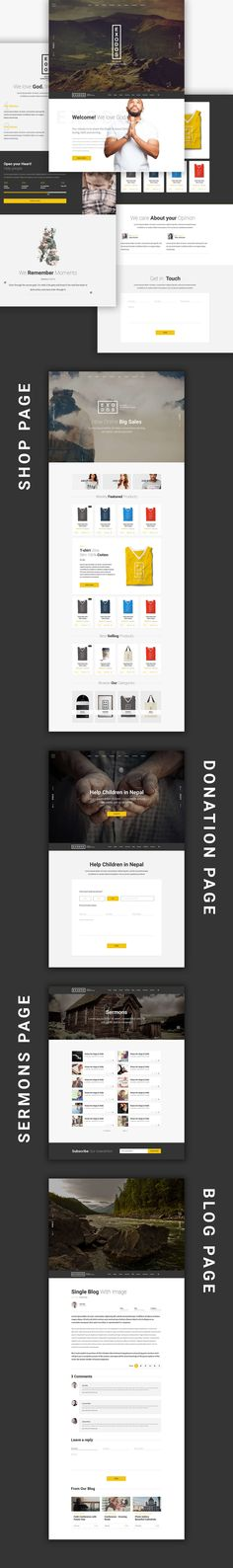 Buy Exodos - Church WordPress Theme by modeltheme on ThemeForest. Want to create an incredible Church/Nonprofit WordPress website? Sick of testing and evaluating themes? Wordpress Premium, Object Drawing, 404 Page, Non Profit, Wordpress Theme, The Incredibles, Social Media, 3d, Website