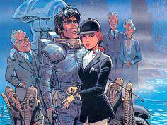 Valérian et Laureline, agents spatio-temporels, parcourent l'espace et le temps afin de maintenir l'ordre terrien dans l'Univers