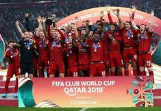 ফিরমিনোর গোলে বিশ্ব জয় লিভারপুলের - Voice of Individual Club World Cup, Champions Of The World, Sports Update, Liverpool Fc, Fifa, Clouds, Movie Posters, Film Poster, Billboard