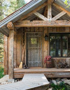 Jackson Hole | Guest House |  #theworkofart #designbuild