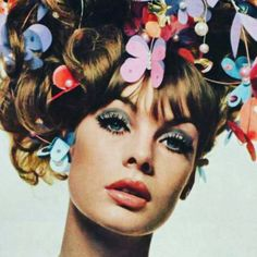 Iconic Jean Shrimpton for Vogue Beauty 1964 by David Bailey @bailey_studio  A topmodel becomes a fashion icon when her face & body mingles with what she is wearing.You may be one of the most beautiful woman in the world but if what you wear contradicts your soul,there is no way you can be attractive and chic. #davidbailey #jeanshrimpton #60smodel #60sfashion #voguemagazine #beautifulwomen #magiemeliswomen #butterflyeffect #butterflies #60shair #60sinspiration #fashionista #retrobeauty…
