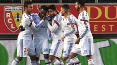 Lacazette takes goalscoring to new levels Football Images, Racing, Sports, Tops, Fashion, Running, Hs Sports, Moda, Soccer Pictures