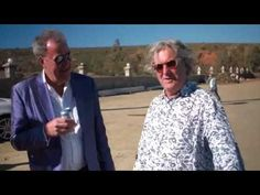 The Grand Tour: No Steering Wheel - YouTube